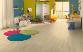 Ako vyberať plávajúcu podlahu do detskej izby