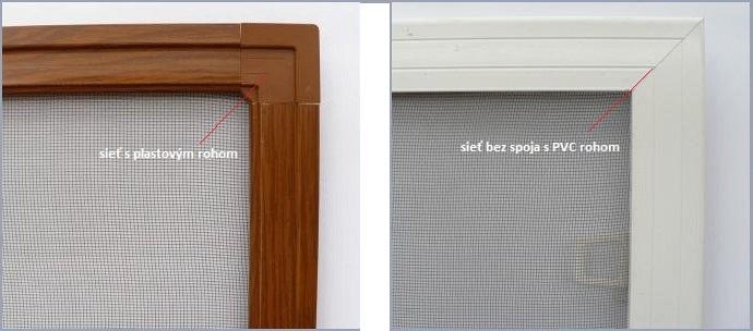 údržba plastových okien siete